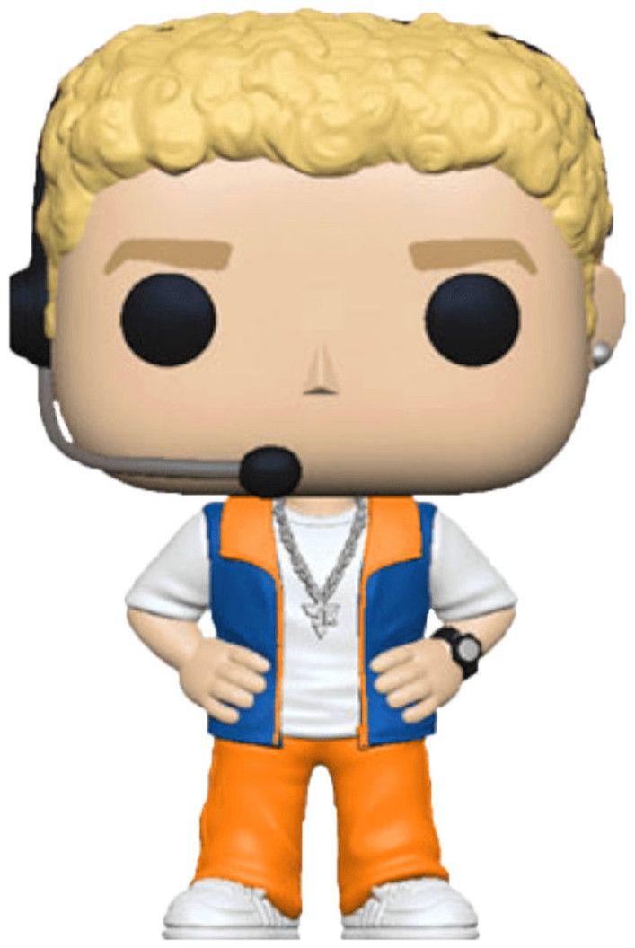 Фигура Funko Pop! Rocks: NSYNC - Justin Timberlake - 1