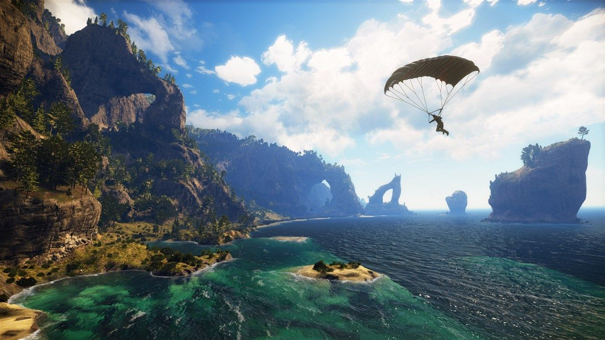 Just Cause 3 (PS4) - 9