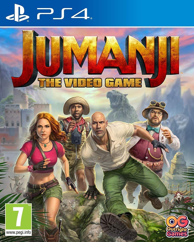 JUMANJI: The Video Game (PS4) - 1