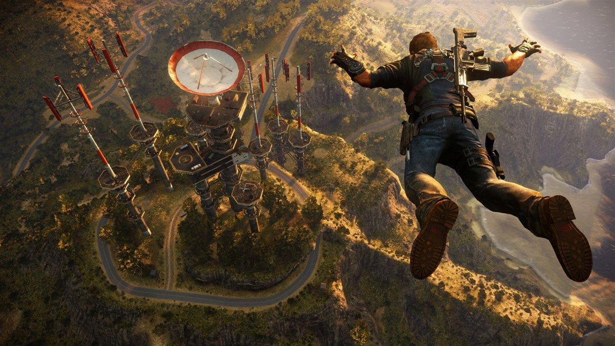 Just Cause 3 (PS4) - 8