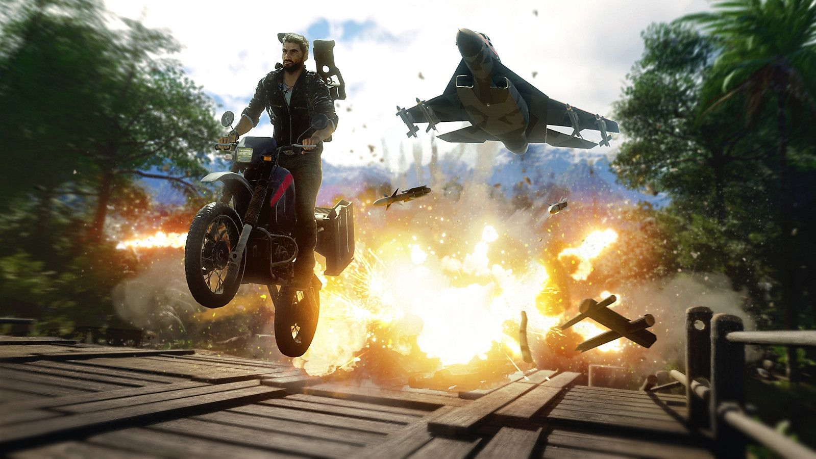 Just Cause 4 (PS4) - 5