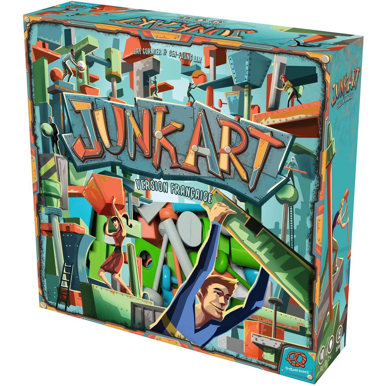 Настолна игра Junk Art (Plastic Version) - 1