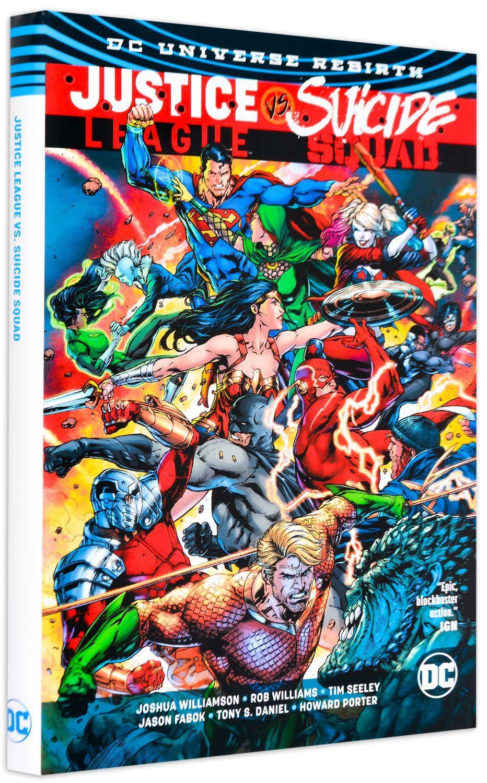Justice League vs. Suicide Squad - 1