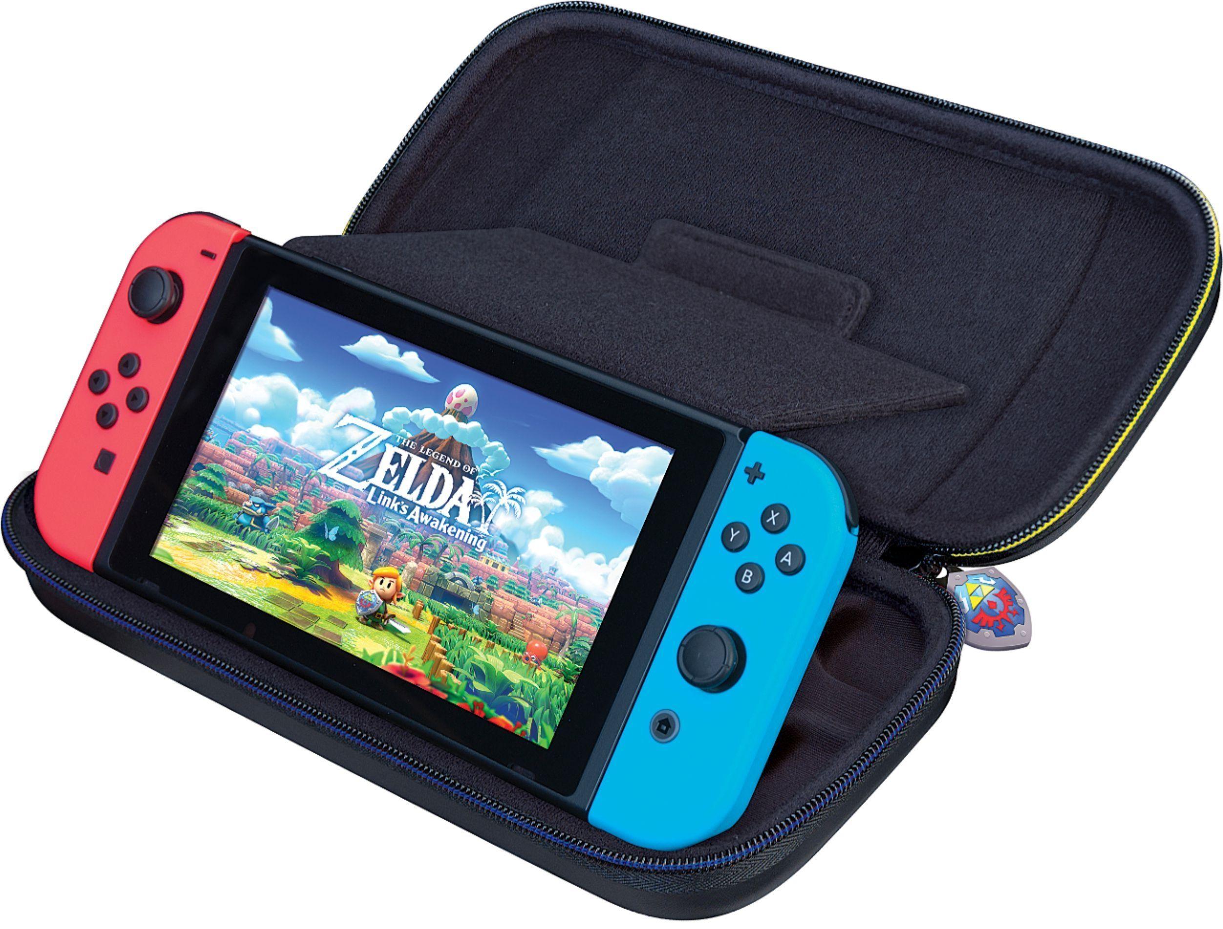 """Калъф Big Ben Deluxe Travel Case """"Link's Awakening"""" (Nintendo Switch) - 3"""