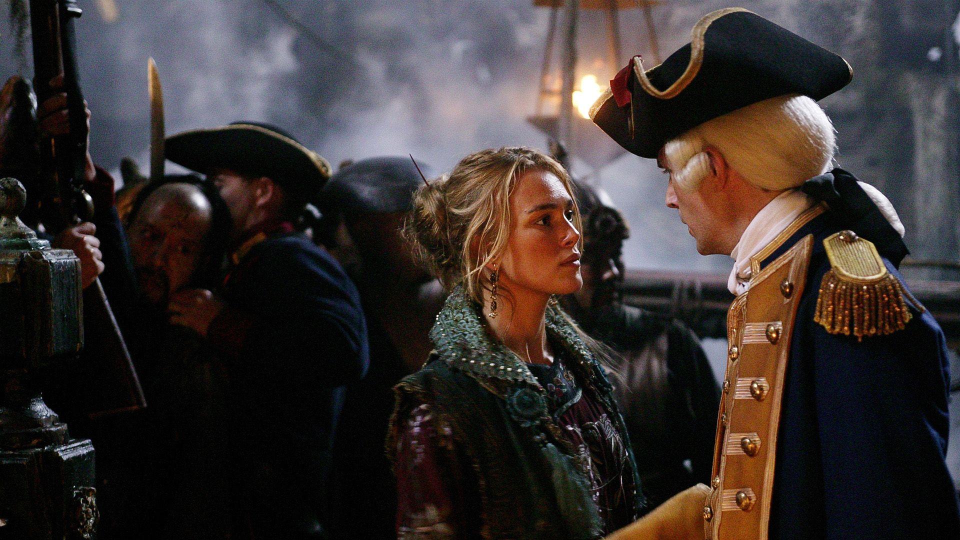 Карибски пирати: На края на света - Специално издание в 2 диска (DVD) - 14