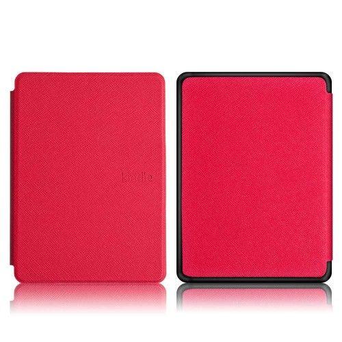Калъф Eread Smart - за Kindle Paperwhite (2018), червен - 2