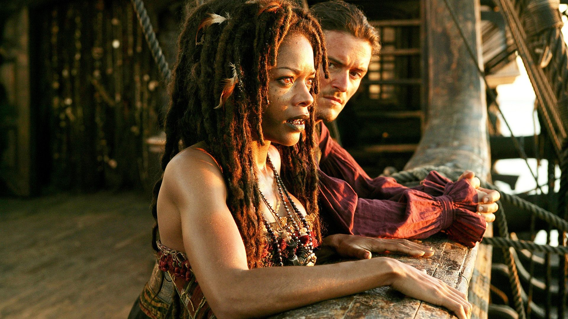Карибски пирати: На края на света - Специално издание в 2 диска (DVD) - 7