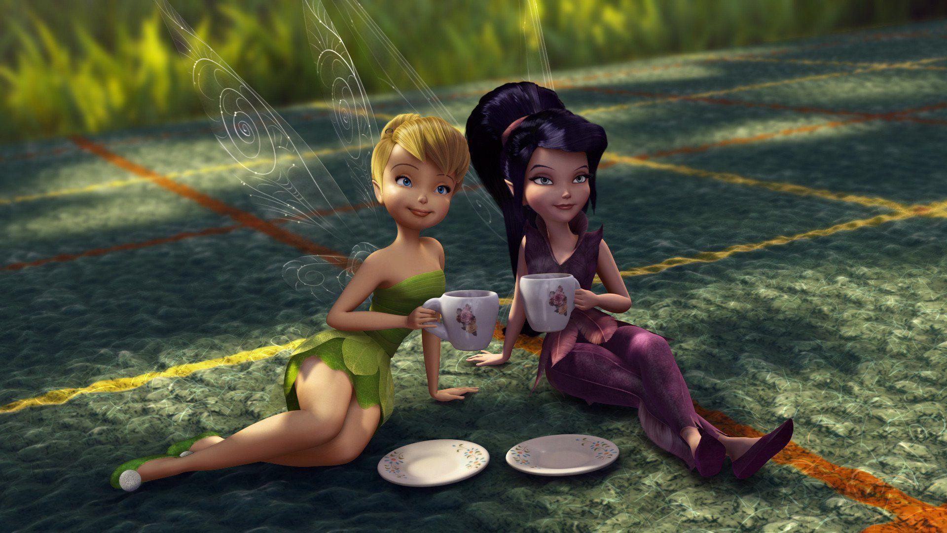 Камбанка и спасяването на феите (Blu-Ray) - 6