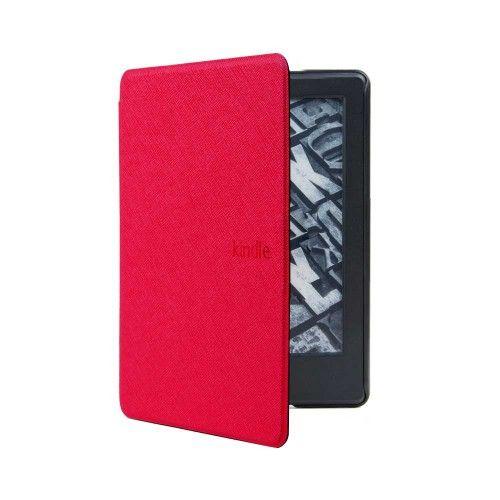 Калъф Eread Smart - за Kindle Paperwhite (2018), червен - 3