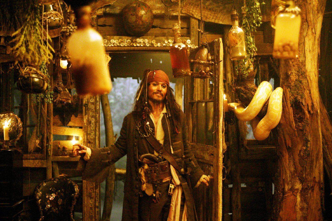 Карибски пирати: Сандъкът на мъртвеца (DVD) - 10