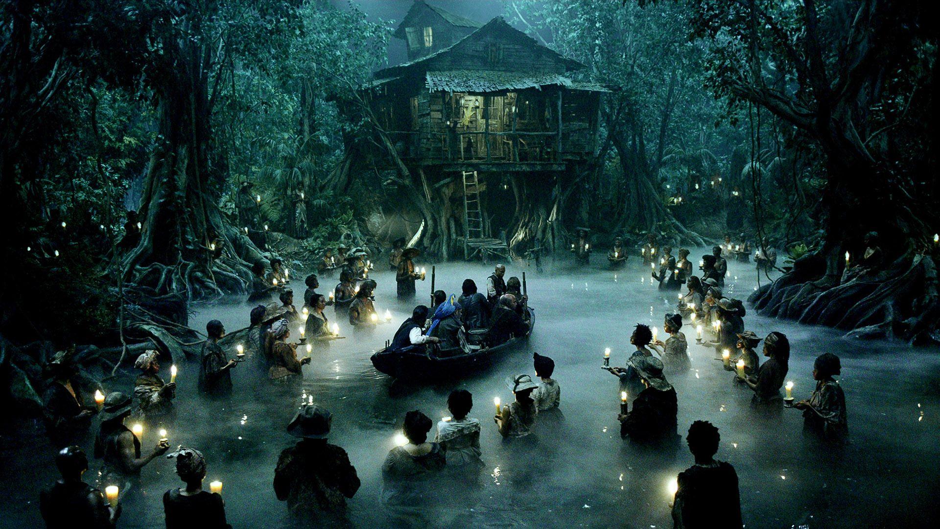 Карибски пирати: Сандъкът на мъртвеца (DVD) - 4