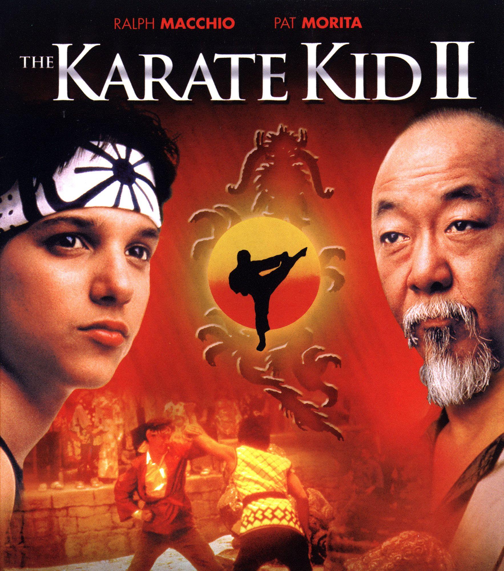 Карате Кид 2 (Blu-Ray) - 1
