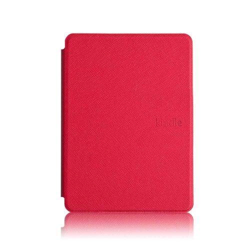 Калъф Eread Smart - за Kindle Paperwhite (2018), червен - 1