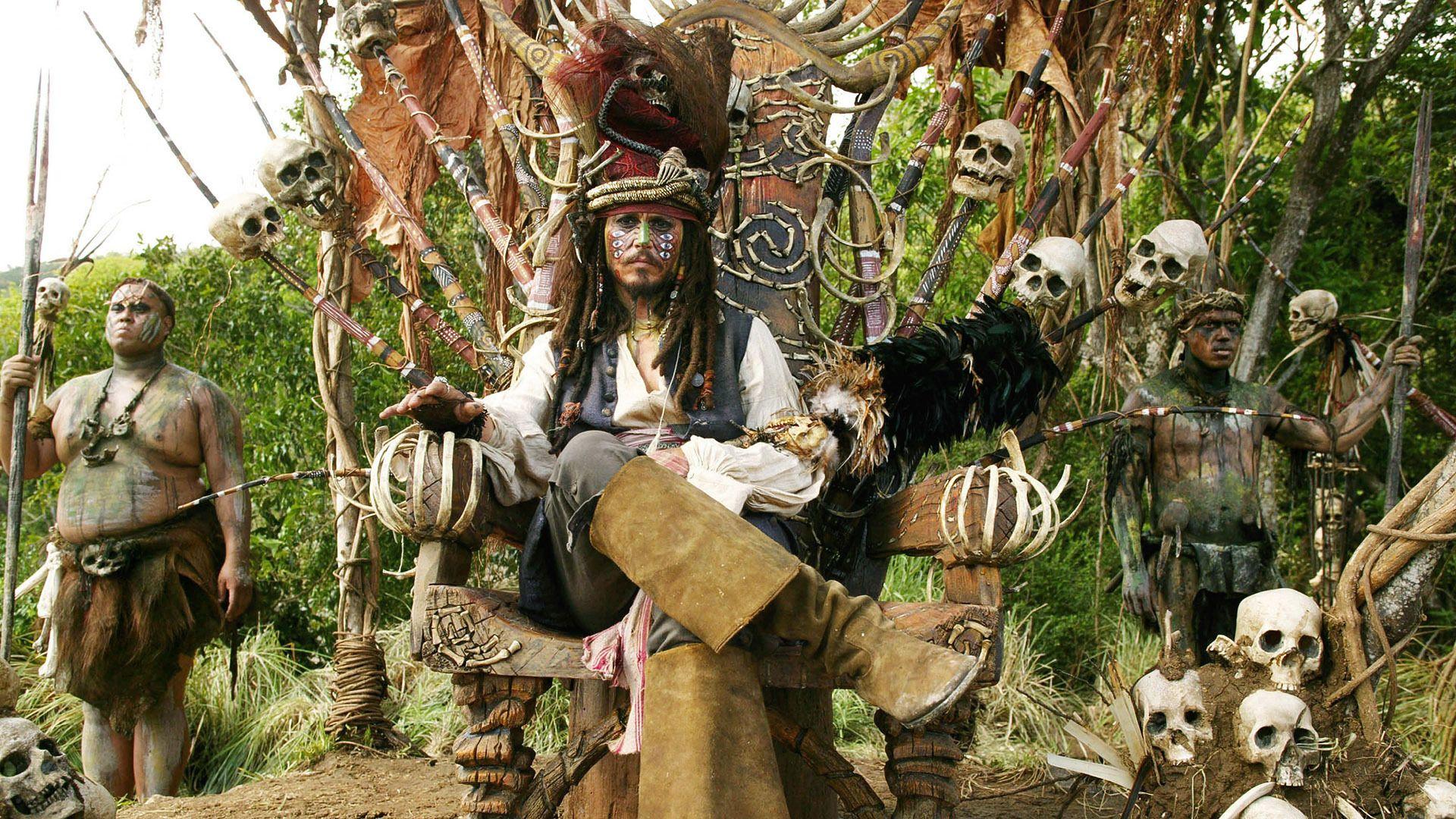 Карибски пирати: Сандъкът на мъртвеца (DVD) - 7