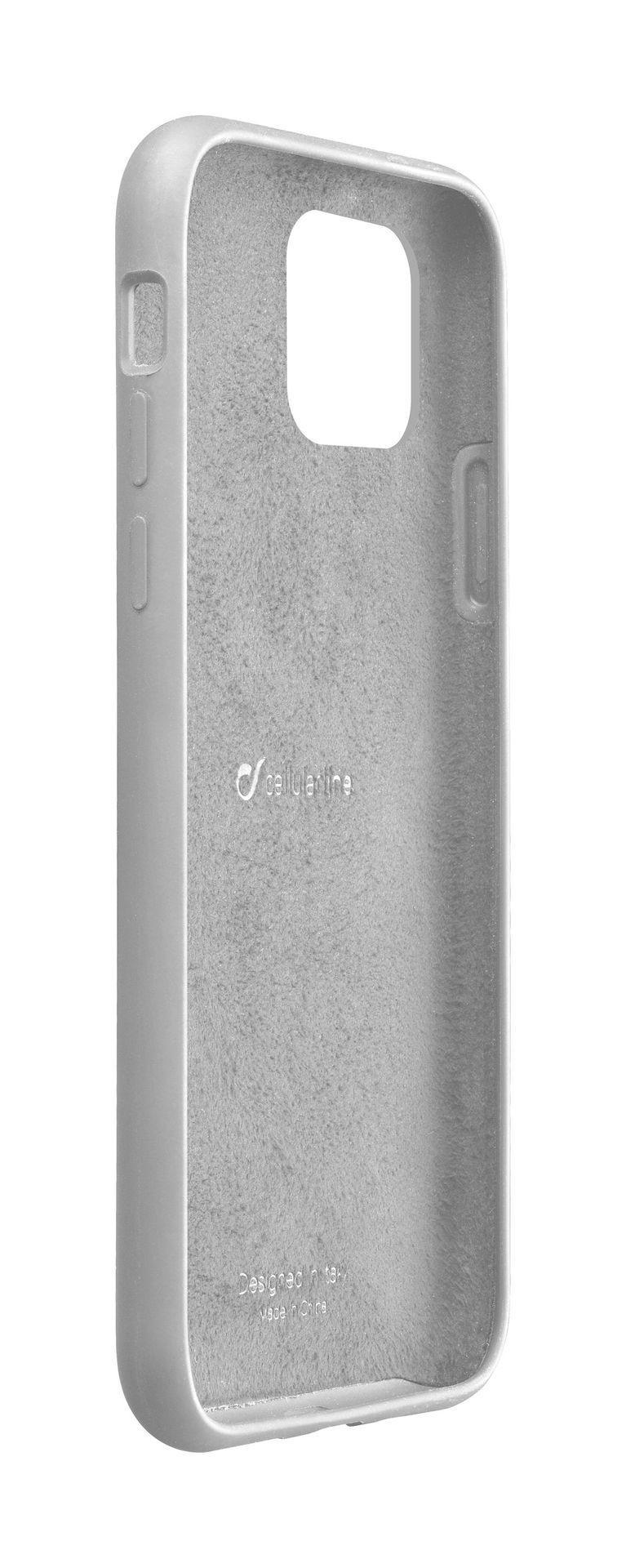 Калъф за iPhone 11 Pro Cellularline - Sensation, сив - 2