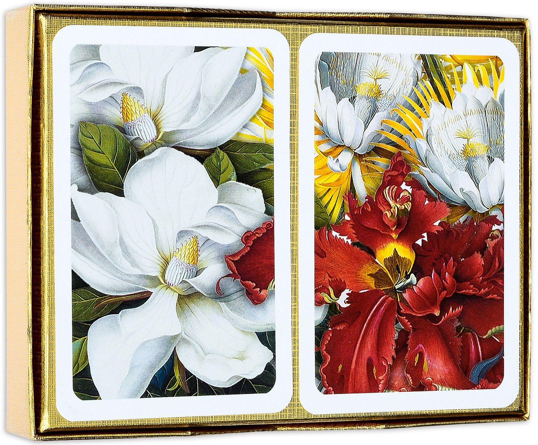 Карти за игра Piatnik - Floral Elegance (2 тестета) - 2