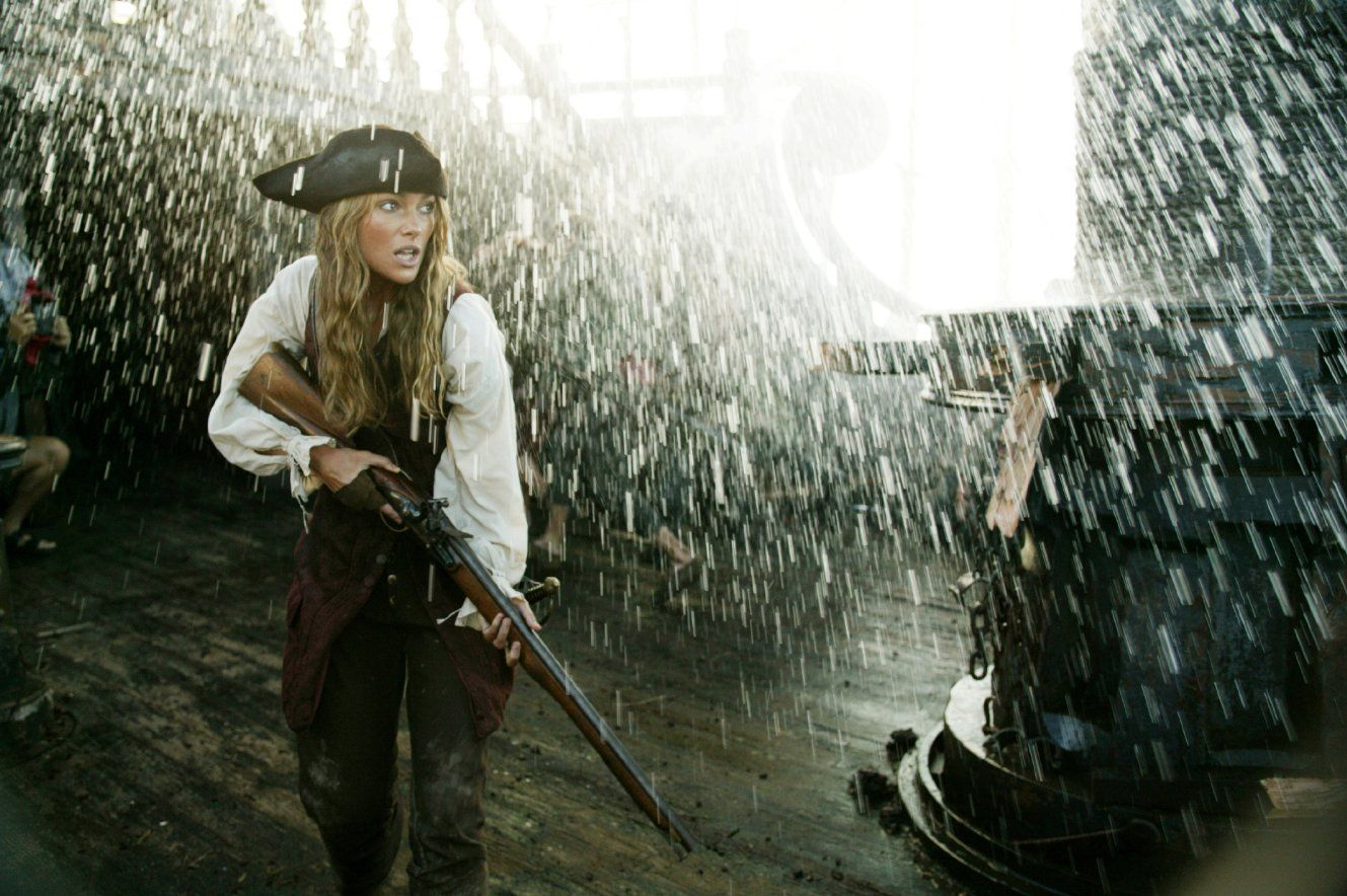 Карибски пирати: Сандъкът на мъртвеца (DVD) - 6