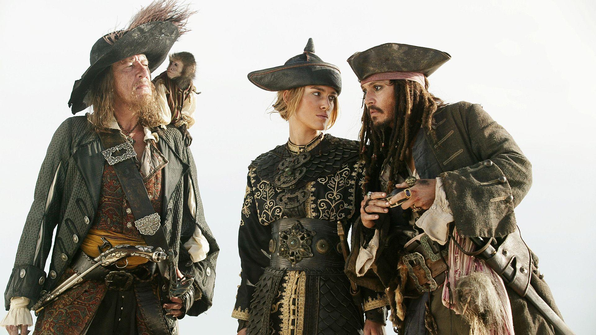 Карибски пирати: На края на света - Специално издание в 2 диска (DVD) - 9