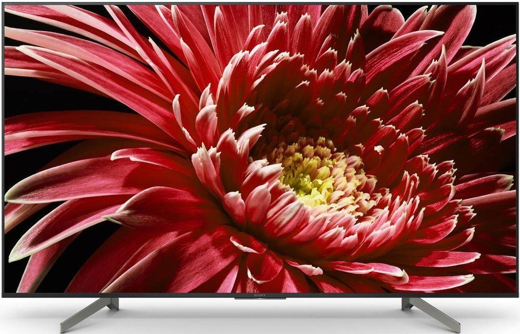 """Смарт телевизор Sony Bravia KD-65XG8596 - 65"""", 4K, LED, черен - 1"""
