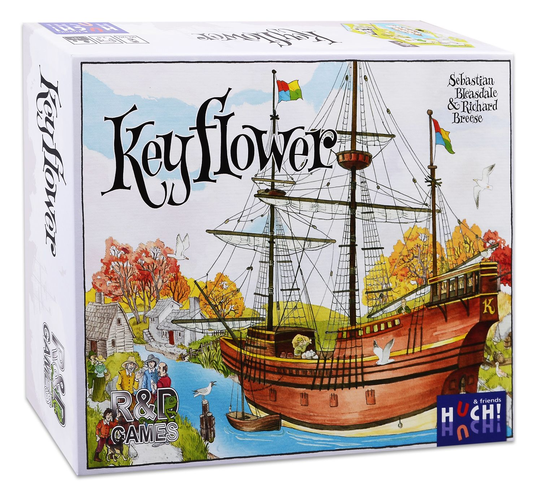 Настолна игра Keyflower (Core set) - 1