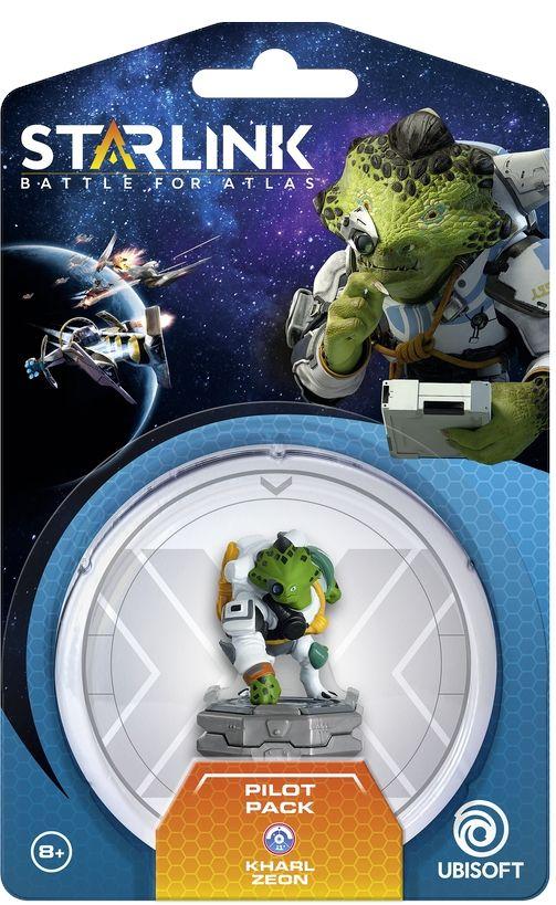 Starlink: Battle for Atlas - Pilot pack, Kharl Zeon - 1