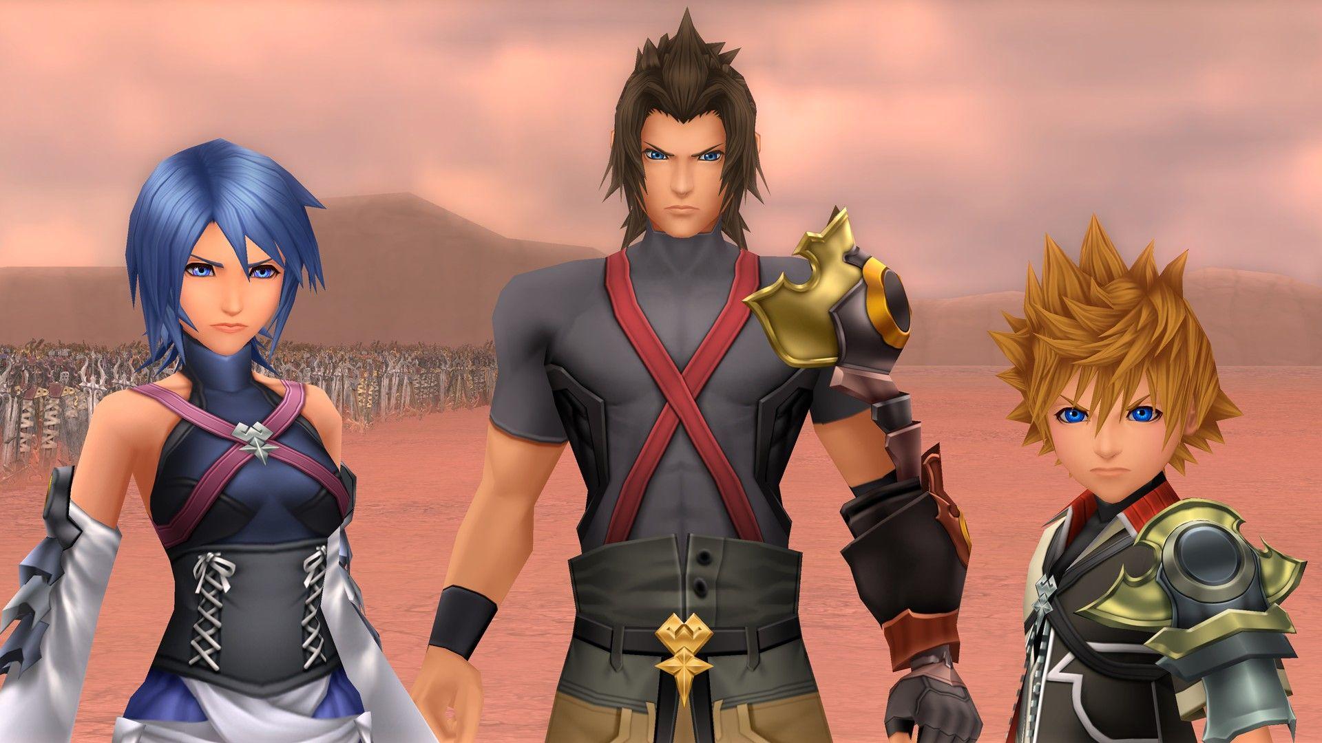 Kingdom Hearts HD 1.5 and 2.5 Remix (PS4) - 4