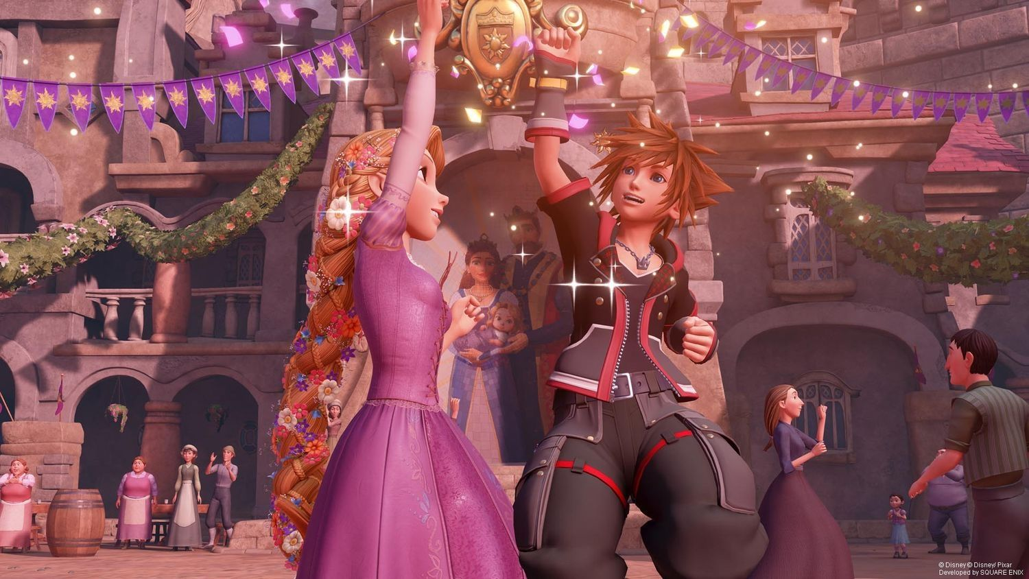 Kingdom Hearts III (Xbox One) - 11