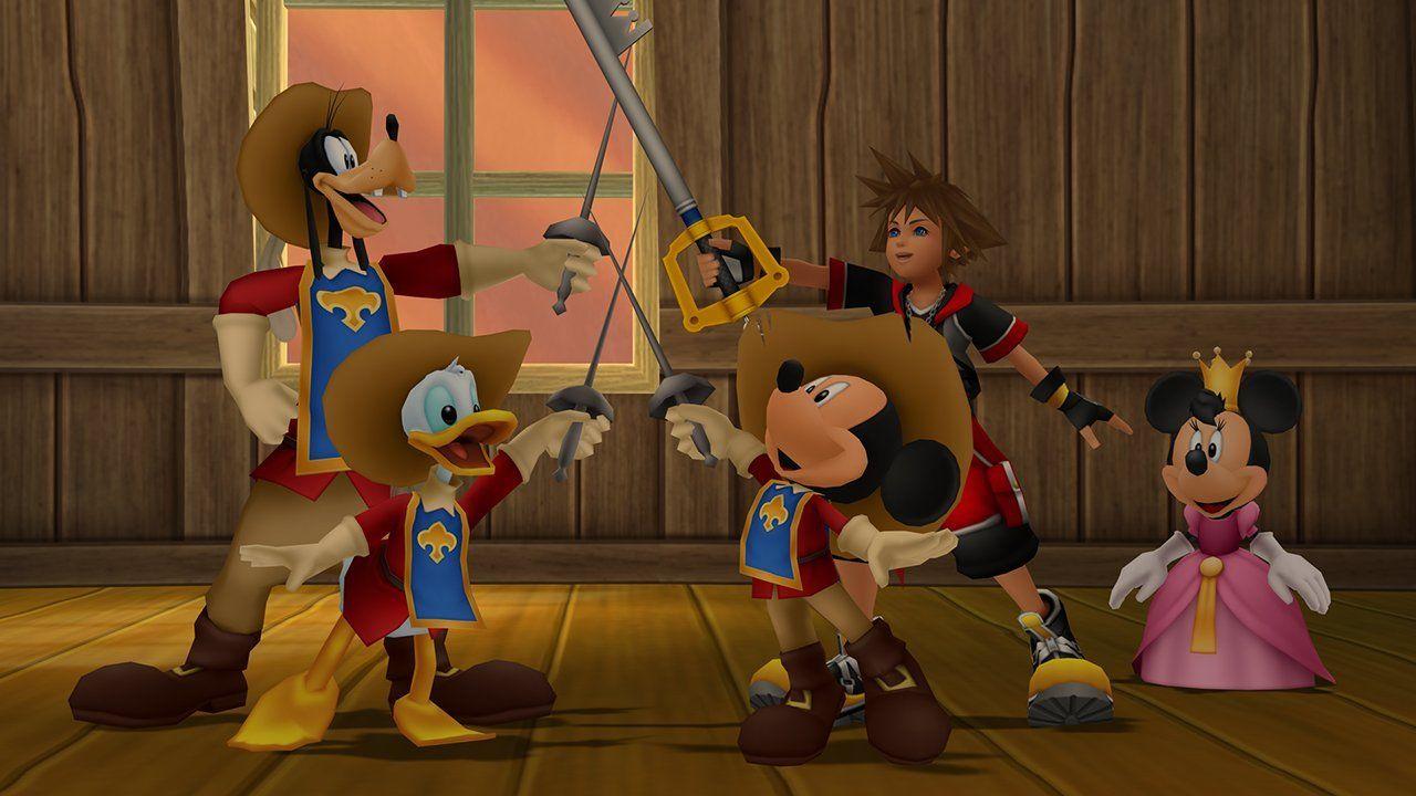 Kingdom Hearts HD 2.8 Final Chapter Prologue (PS4) - 4