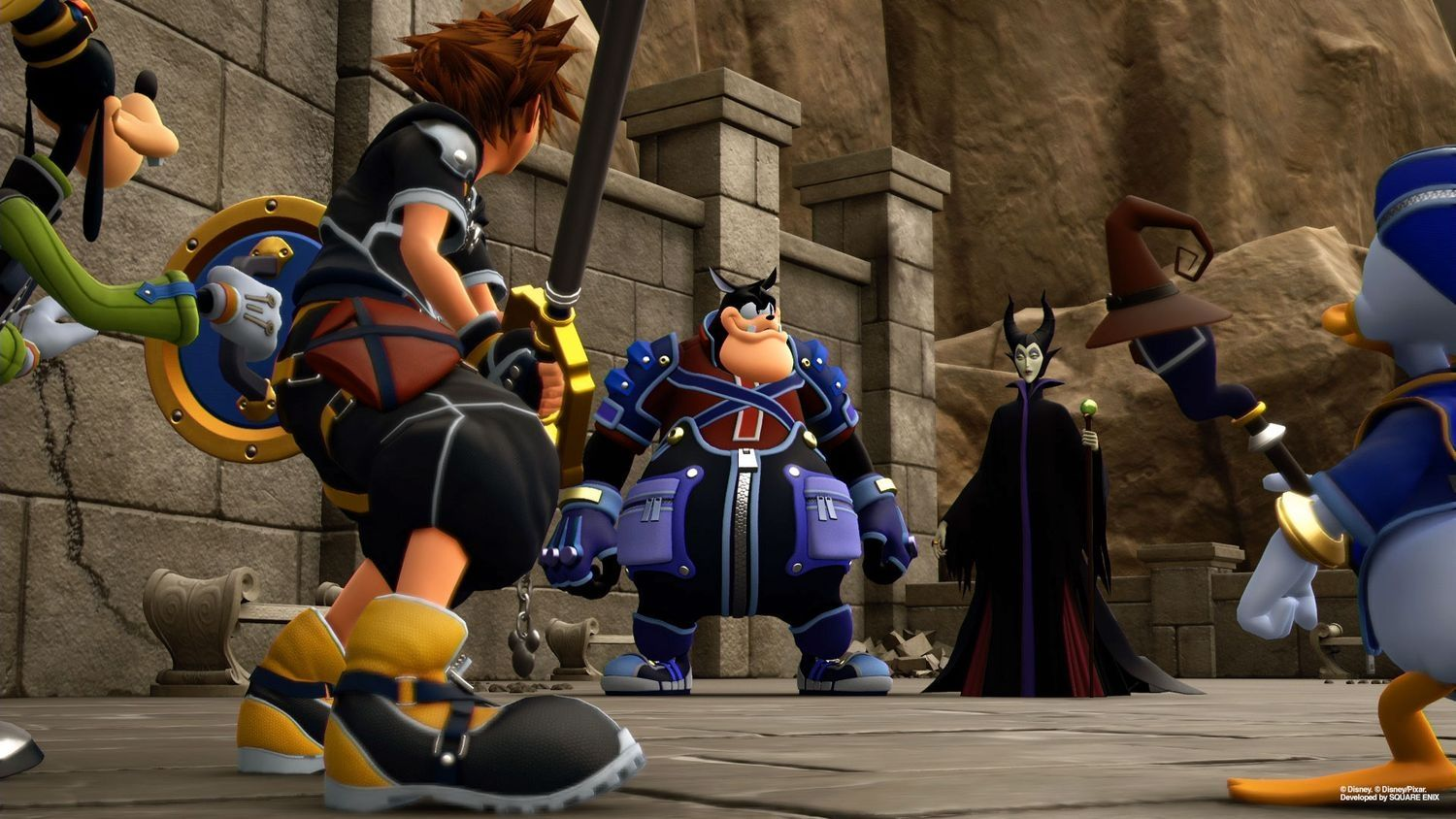 Kingdom Hearts III (Xbox One) - 9