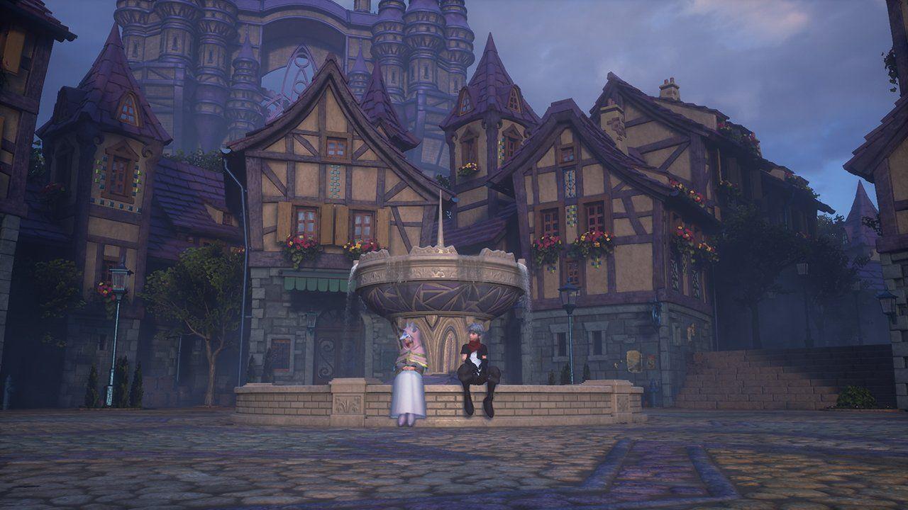 Kingdom Hearts HD 2.8 Final Chapter Prologue (PS4) - 8
