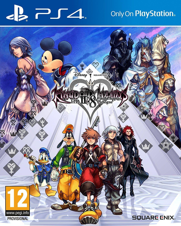 Kingdom Hearts HD 2.8 Final Chapter Prologue (PS4) - 1