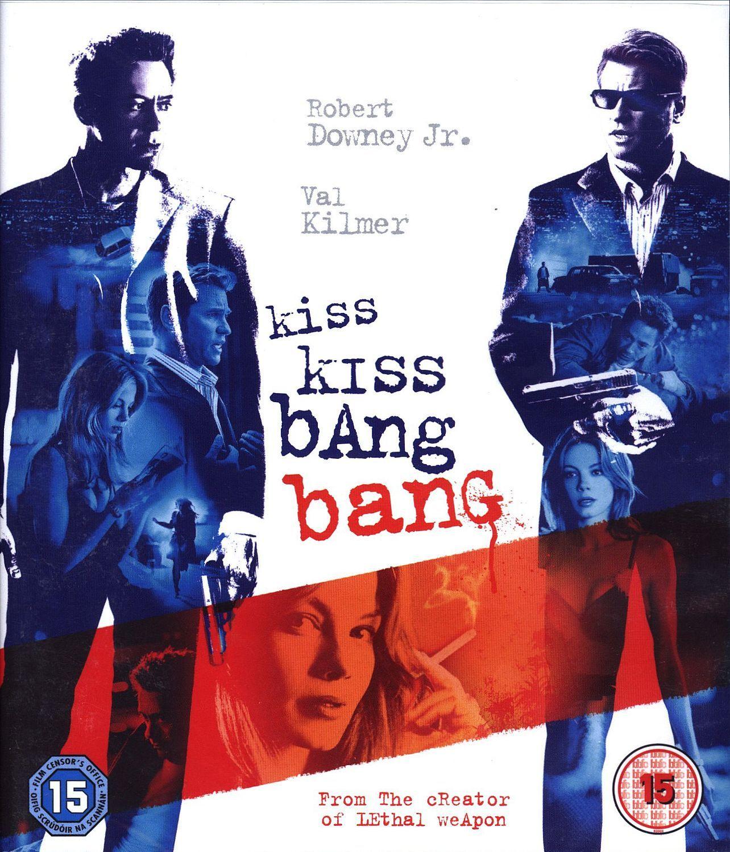 Kiss Kiss Bang Bang (Blu-Ray) - 1