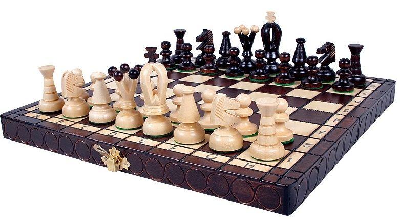 Шах Sunrise - King's Chess, малък - 1