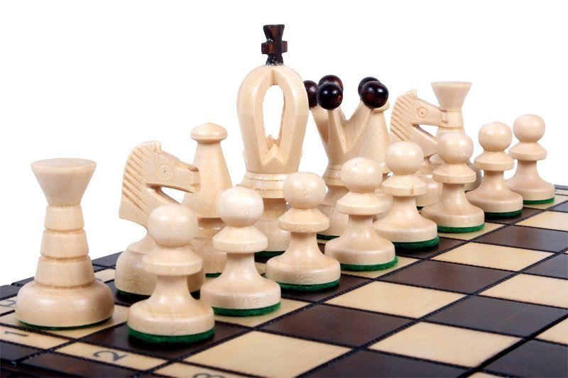 Шах Sunrise - King's Chess, малък - 3