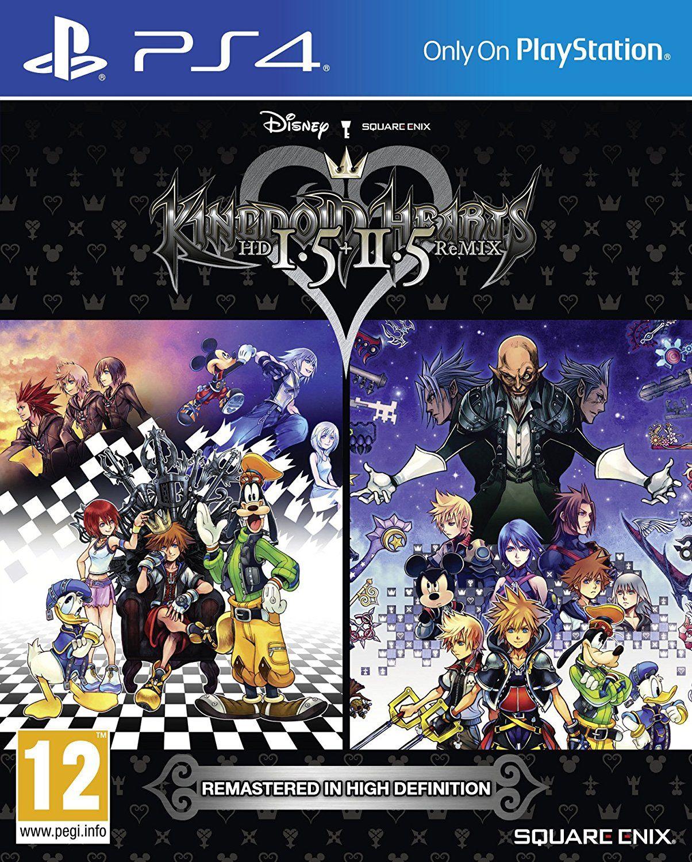 Kingdom Hearts HD 1.5 and 2.5 Remix (PS4) - 1