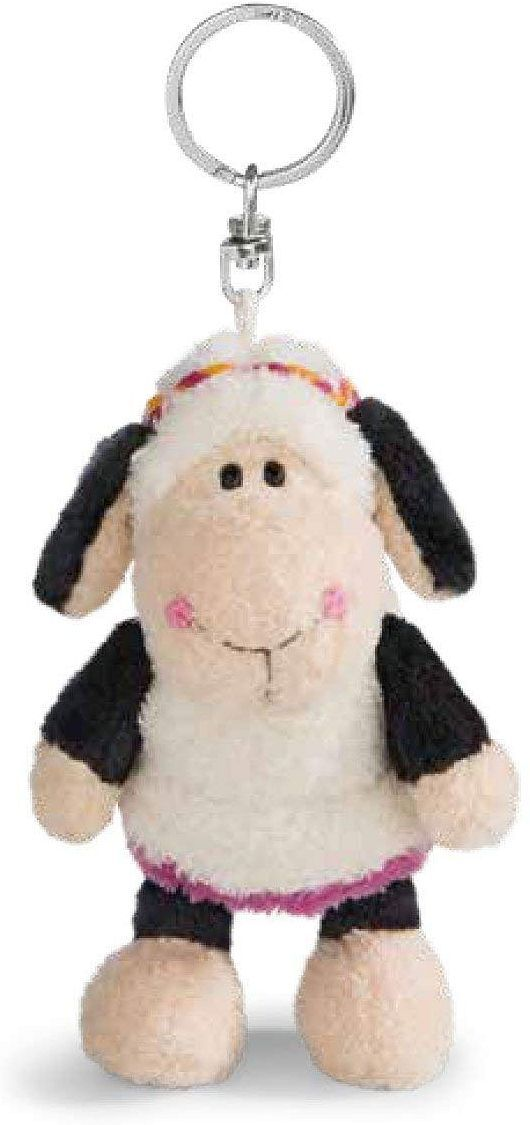 Ключодържател Nici - Овцата Jolly Malou, 10 cm - 1