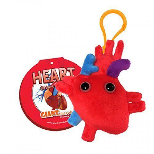 Ключодържател Сърце (Heart Organ) - 1