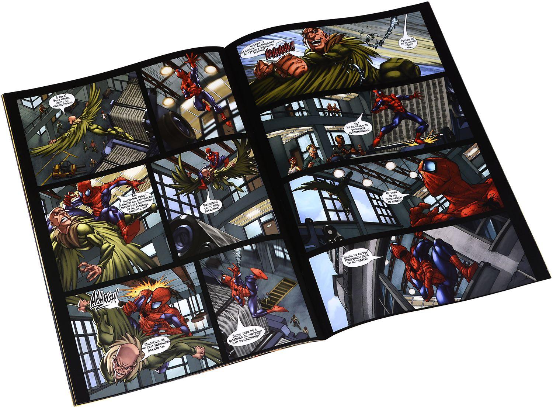 Класика от Марвел. Спайдърмен (Брой 6 / Март 2005): Зaвpъщaнeто нa Лeшоядa - 5