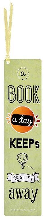 Книгоразделител с връзка Simetro - A book a day - 1