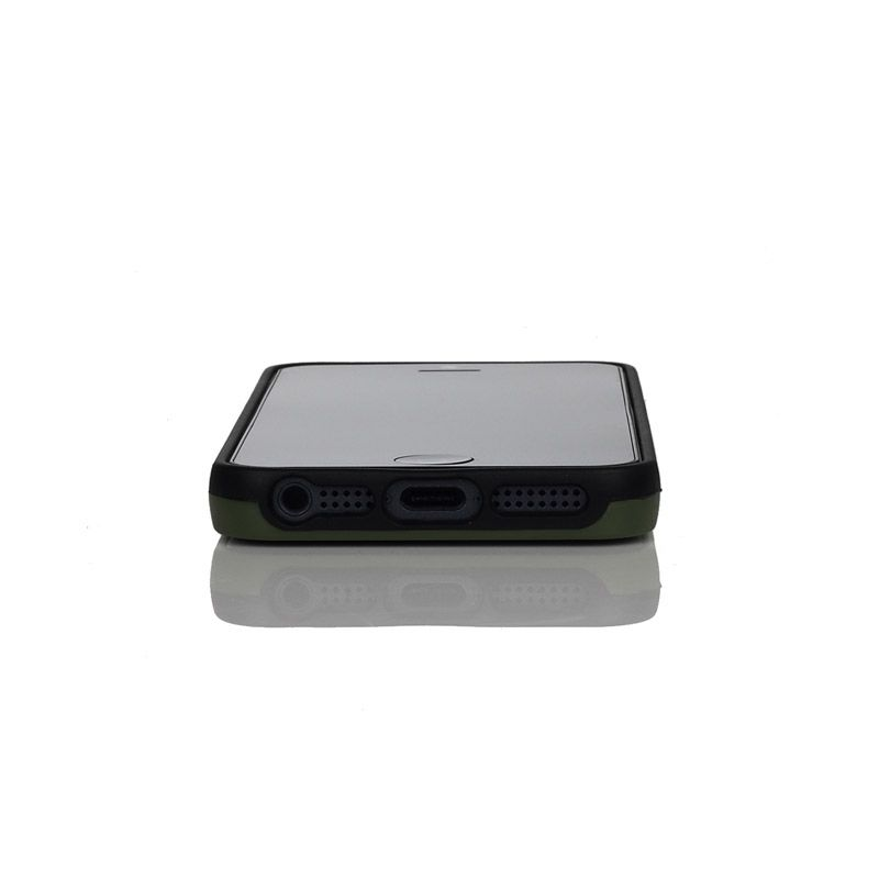 Knomo Leather Case за iPhone 5 -  черен - 2