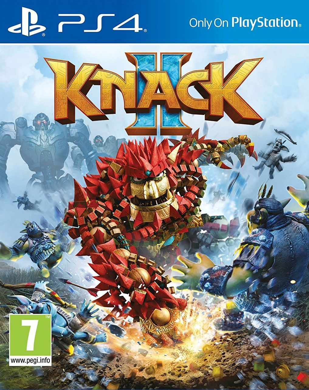 Knack II (PS4) - 1