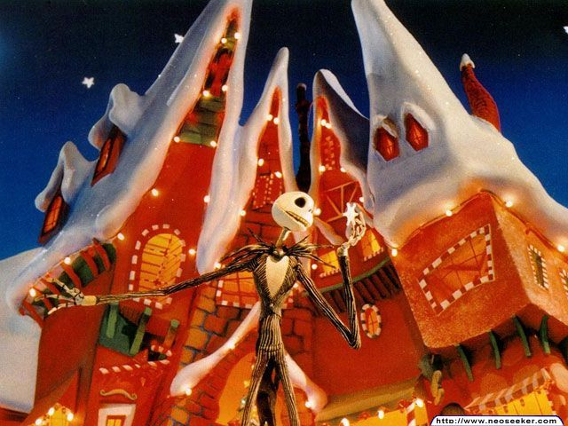 Кошмарът преди Коледа (Blu-Ray) - 3