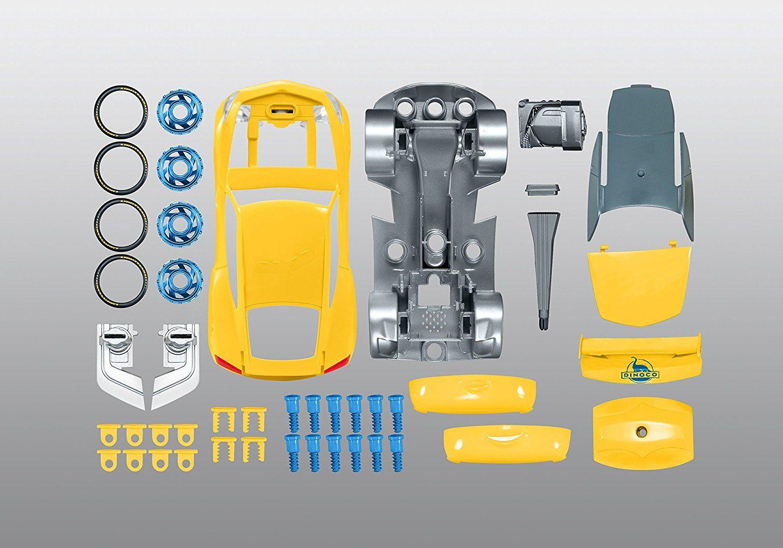 Сглобяем модел Revell Junior Kit - Колите 3, Круз Рамирес, със звук и светлини (00862) - 2