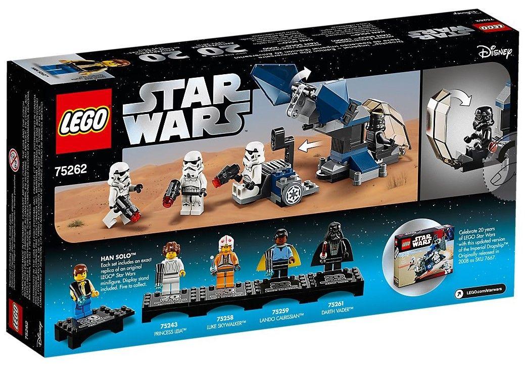 Конструктор Lego Star Wars - Imperial Dropship (75262) - 4