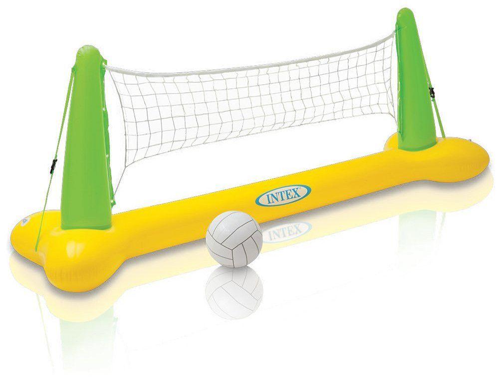 Надуваем комплект за воден волейбол Intex - 1