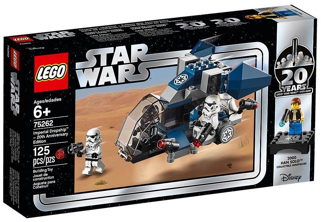 Конструктор Lego Star Wars - Imperial Dropship (75262) - 1