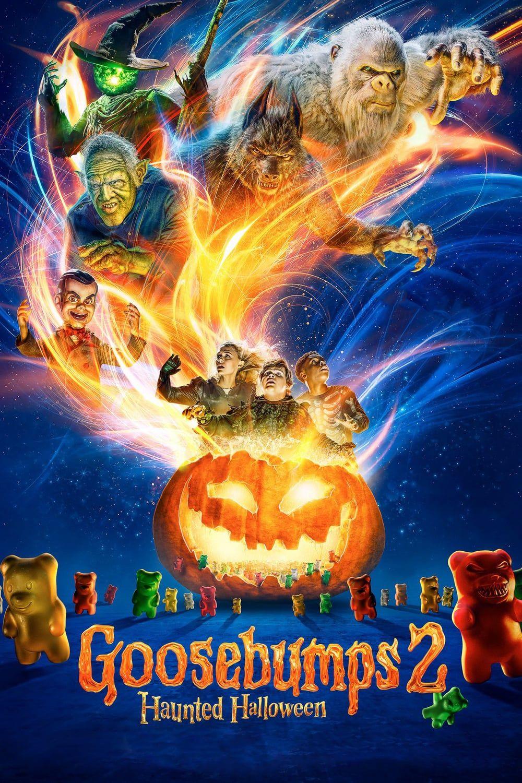 Goosebumps: Страховити истории 2 (Blu-Ray) - 1