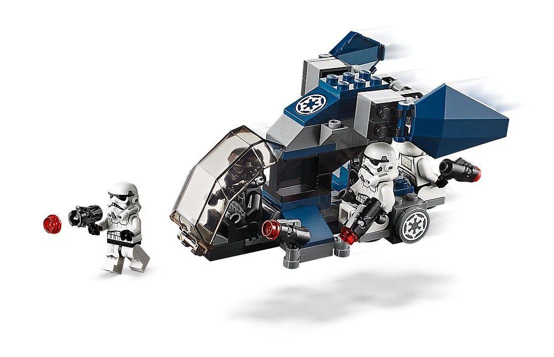 Конструктор Lego Star Wars - Imperial Dropship (75262) - 2