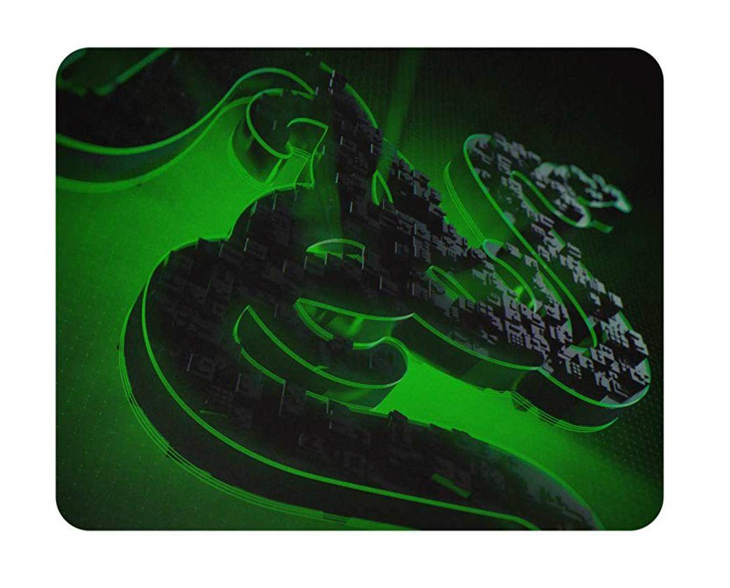 Комплект мишка и пад Razer - Abyssus Lite & Goliathus Mobile Construct Ed. - 5
