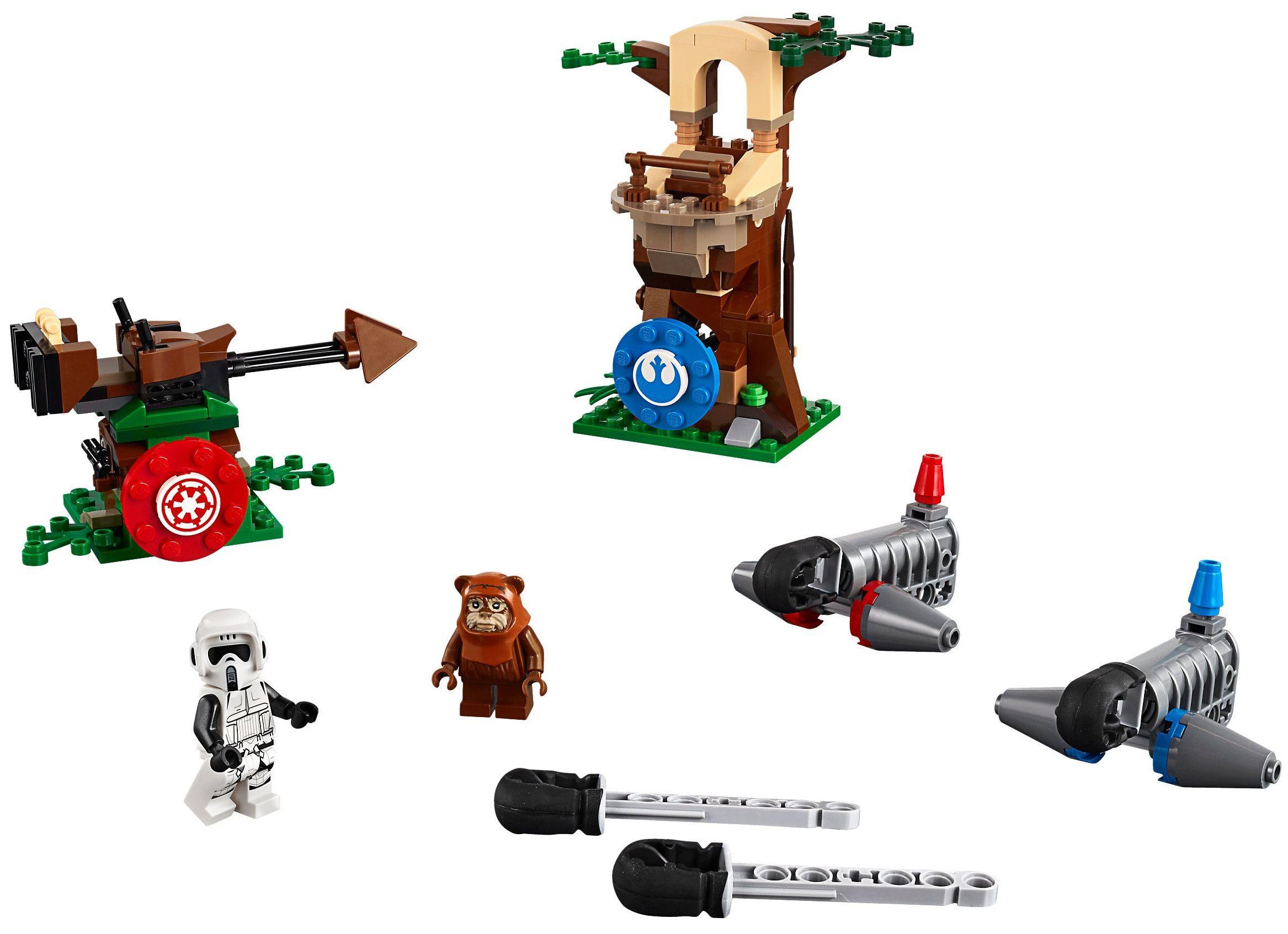Конструктор Lego Star Wars - Action Battle Endor Assault (75238) - 3